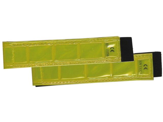 Wowow Reflex-Binden 25 mm breit leuchtgelb
